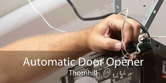 Automatic Door Opener Thornhill