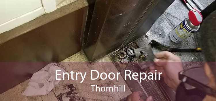 Entry Door Repair Thornhill