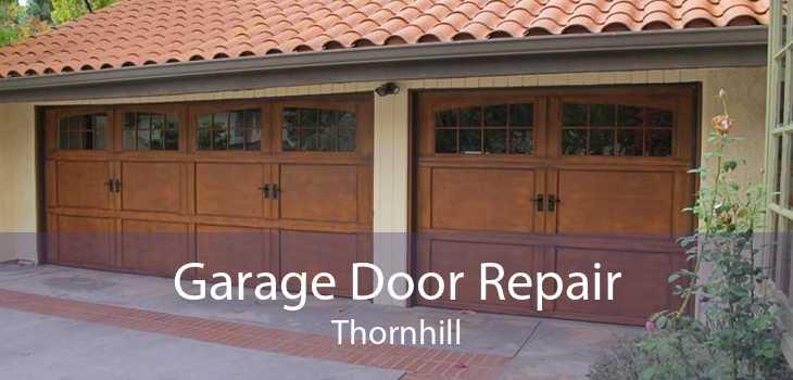 Garage Door Repair Thornhill