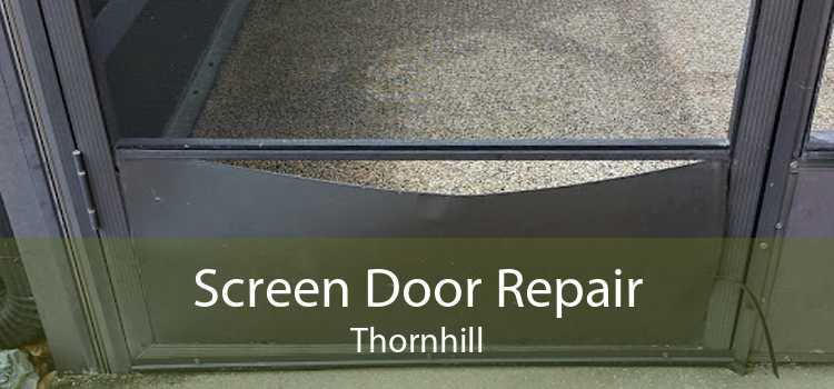 Screen Door Repair Thornhill