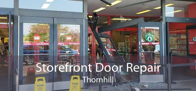 Storefront Door Repair Thornhill