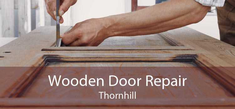 Wooden Door Repair Thornhill